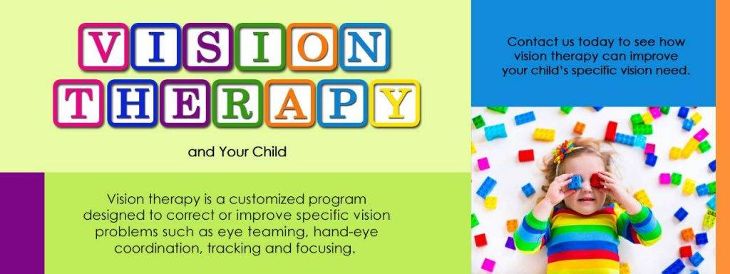 vision therapy girl