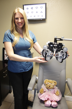pediatric optometrist miami